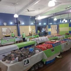 Burnie Brae Project Pantry Market Day