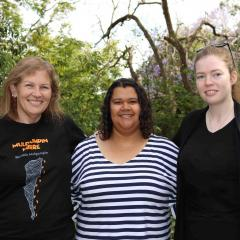 UQ Nursing Midwifery and Social Work Indigenous Health Teachers